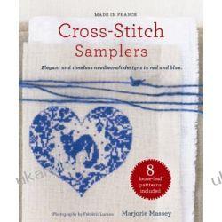 Made in France: Cross-stitch Samplers Kalendarze ścienne