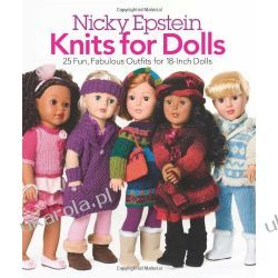 Nicky Epstein Knits for Dolls Kalendarze ścienne