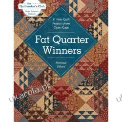 Fat Quarter Winners (Quiltmaker's Club--More Patterns for Less) Pozostałe