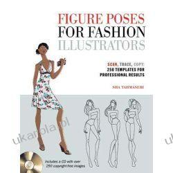 Figure Poses for Fashion Illustrators Kalendarze książkowe
