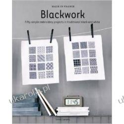 Made in France: Blackwork Kalendarze ścienne