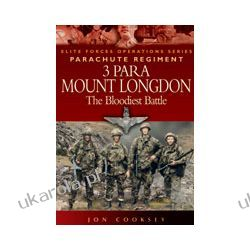 3 Para - Mount Longdon (Paperback)  The Bloodiest Battle Kalendarze ścienne
