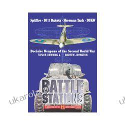 Battle Stations (Hardback) Zagraniczne