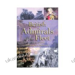 British Admirals of the Fleet 1734-1995 (Hardback) Kalendarze ścienne