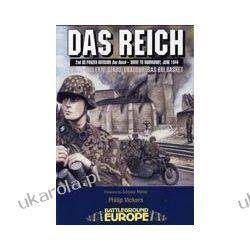 Das Reich (Paperback)  2nd SS Panzer Division Das Reich - Drive to Normandy, June 1944 Broń pancerna