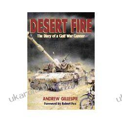 Desert Fire (Hardback) Pozostałe