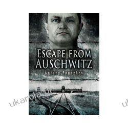 Escape From Auschwitz (Hardback) Biografie, wspomnienia