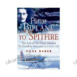 From Biplane to Spitfire (Hardback) Pozostałe