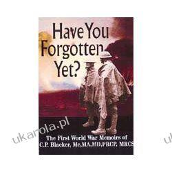 Have You Forgotten Yet? (Hardback) Kalendarze ścienne