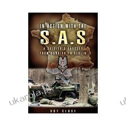 In Action with the SAS (Hardback) Po hiszpańsku