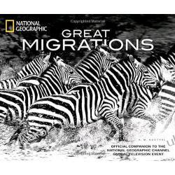 Great Migrations Epic Animal Journeys Karen Kostyal (album na prezent) Kalendarze ścienne