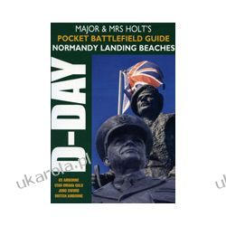 Major & Mrs Holt's Pocket Battlefield Guide to Normandy (Paperback) Kalendarze ścienne