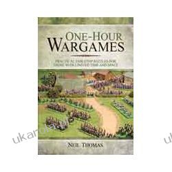 One-hour Wargames (Paperback)  Practical Tabletop Battles for those with limited time and space Pozostałe