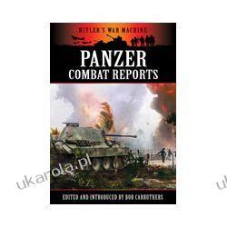 Panzer Combat Reports (Paperback) Czasy nowożytne