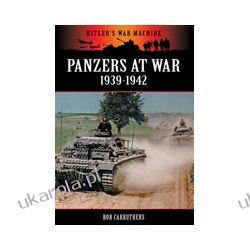 Panzers at War 1939-1942 (Paperback) Pozostałe