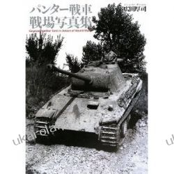 German Panther Tank in Action WWII