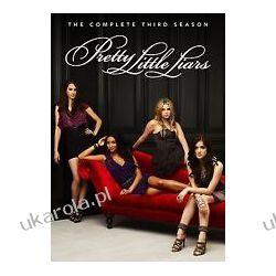 Pretty Little Liars Season 3 (6DVD) Słodkie kłamstewka Katalogi
