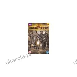 The Musketeers [DVD] [2014] series 1 Europa z Rosją