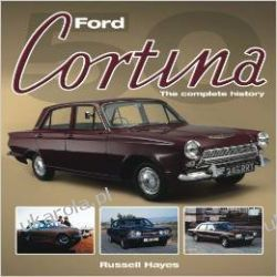 Ford Cortina: The Complete History  Lotnictwo