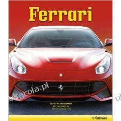 Ferrari (Update 2013) in a Slipcase Kalendarze ścienne
