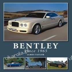 Bentley Since 1965 Kalendarze ścienne