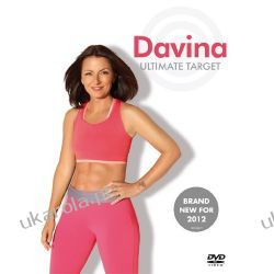 Davina - Ultimate Target (New for 2012) [DVD] Kalendarze książkowe