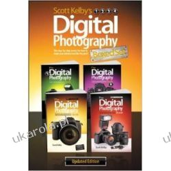 Scott Kelby's Digital Photography Boxed Set, Parts 1, 2, 3, and 4, Updated Edition Krajobrazy