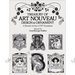 Treasury of Art Nouveau Design & Ornament (Dover Pictorial Archive) Pozostałe