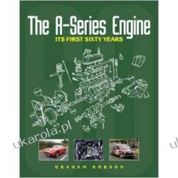 The A-Series Engine: Its First Sixty Years Kalendarze ścienne