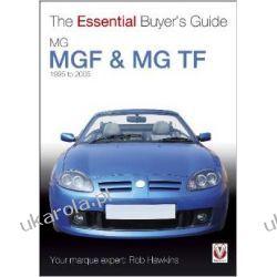 Mgf & MG TF (Essential Buyer's Guide) Kalendarze ścienne