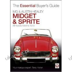 MG Midget & A-H Sprite (Essential Buyer's Guide Series) Kalendarze ścienne