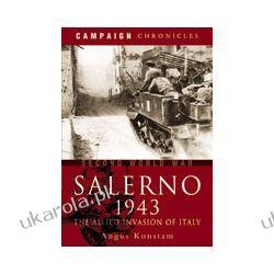 Salerno 1943 (Hardback) Kalendarze ścienne