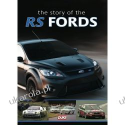 Story of the RS Fords [DVD] Lotnictwo