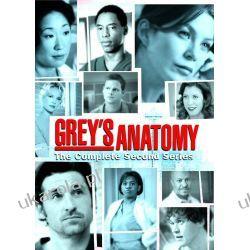 Grey's Anatomy - Season 2 [DVD] Chirurdzy Kalendarze ścienne