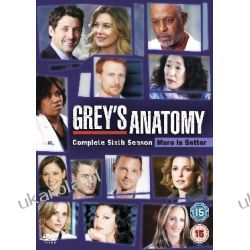 Grey's Anatomy Season 6 [DVD] Chirurdzy sezon szósty Zoologia