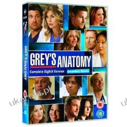 Grey's Anatomy - Season 8 [DVD] Chirurdzy sezon ósmy Ptaki