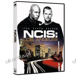 NCIS: Los Angeles - Season 5 [DVD] Agenci Marynarka Wojenna