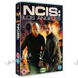 NCIS Los Angeles - Season 1 [DVD] Agenci Kalendarze ścienne