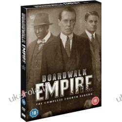 Boardwalk Empire - Season 4 [DVD] zakazane imperium sezon czwarty Pozostałe