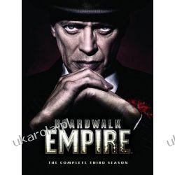 Boardwalk Empire - Season 3 [DVD] zakazane imperium sezon trzeci Kalendarze ścienne