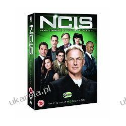 NCIS - Season 8 [DVD] Marynarka Wojenna