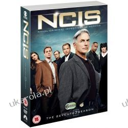 NCIS - Naval Criminal Investigative Service - Season 7 [DVD] Lotnictwo