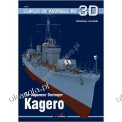 The Japanese Destroyer Kagero (3D) Samochody