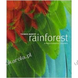 Rainforest: A Photographic Journey Thomas Marent Kalendarze ścienne