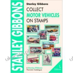 Collect Motor Vehicles on Stamps (Stamp Catalogue) Literatura