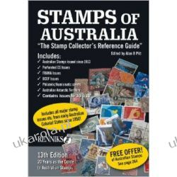 Stamps of Australia - New & Revised 13th Edition: The Stamp Collector's Reference Guide Literatura