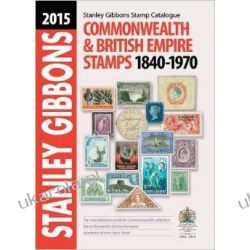 Stanley Gibbons Stamp Catalogue: Commonwealth & Empire Stamps 1840-1970 (Commonwealth Comprehensive) Literatura