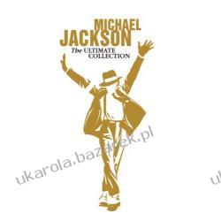 Michael Jackson The Ultimate Collection (4 CD's + 1 DVD) Płyty kompaktowe