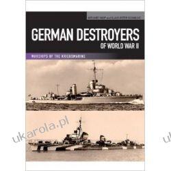 German Destroyers of World War II Biografie, wspomnienia