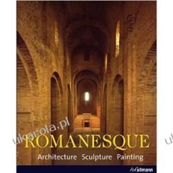 Romanesque: Architecture, Sculpture, Painting Kalendarze ścienne